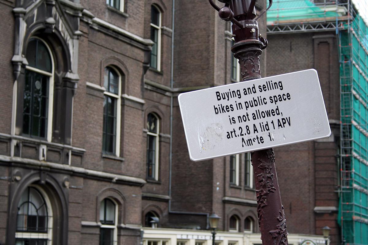 Bici ad amsterdam amsterdam for free for Amsterdam ostelli economici centro