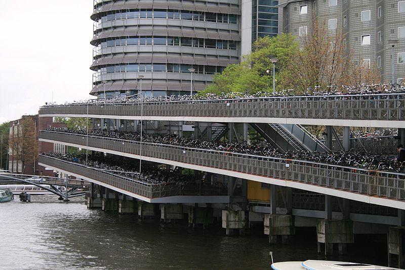 Amsterdam central station la stazione centrale di for Hotel amsterdam stazione