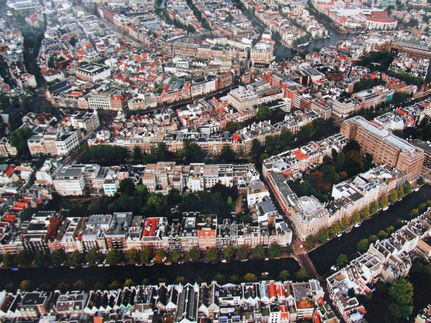 Quartieri di amsterdam amsterdam for free for Centro di amsterdam