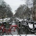 Neve ad Amsterdam