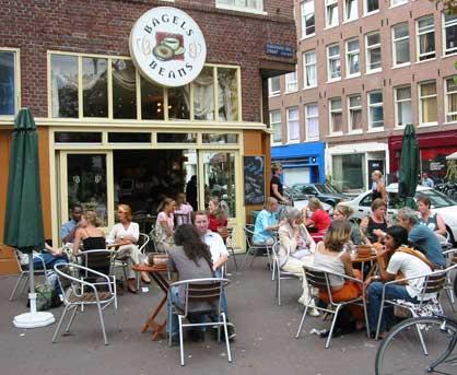 Bagels & Beans Amsterdam