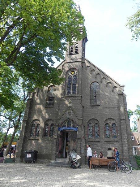 La chiesa di Ruigoord
